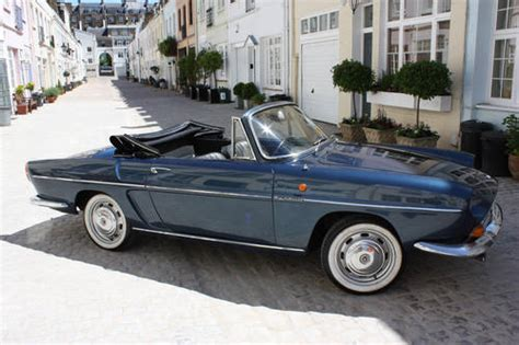 renault caravelle for sale renault caravelle for sale sold 1968 on car and classic