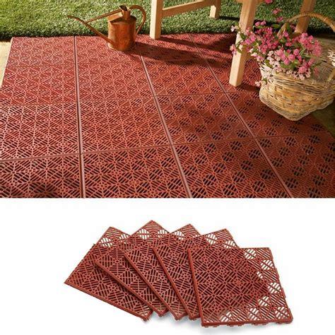 terracotta garden tiles terracotta garden path and patio decking interlocking tiles design 45 chsbahrain com