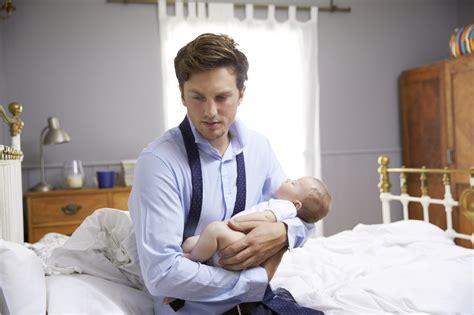 Symptoms Of Paternal Postpartum Depression In Men Joseph