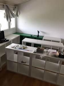 Lit Ikea Rangement : un incroyable lit estrade pour chambre d 39 ado bidouilles ikea ~ Teatrodelosmanantiales.com Idées de Décoration