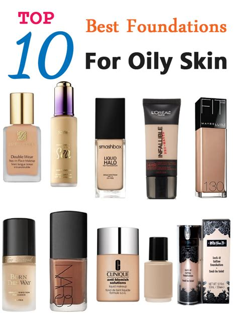best drugstore light coverage foundation top 10 best foundations for oily skin foundation makeup