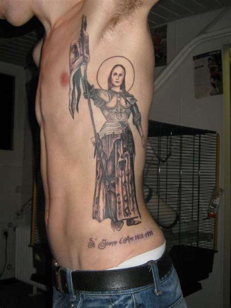 Jeanne D'arc Tattoo