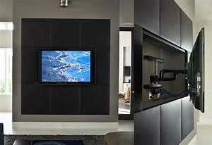 Tv Wand Selber Bauen Rigips : tv wandhalterung f r medienwand ideen zum selberbauen ~ One.caynefoto.club Haus und Dekorationen