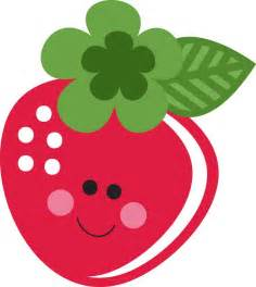 Cute Strawberry Clip Art