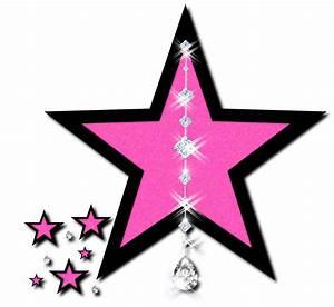 Pink Star Clipart - ClipArt Best