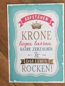 Rasenschnitt Liegen Lassen : postkarte aufstehen krone liegen lassen haare zerzausen ~ Lizthompson.info Haus und Dekorationen
