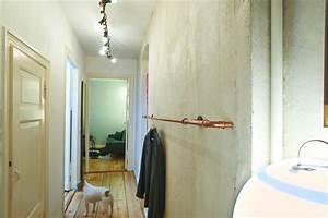 Schmale Möbel Flur : wohnung neu k lln berlin rustikal flur berlin von otto von berlin ~ Frokenaadalensverden.com Haus und Dekorationen