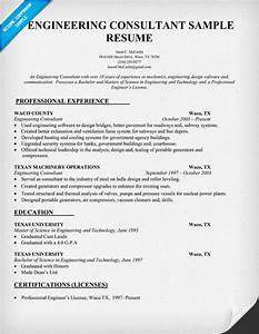 engineering consultant resume free excel templates With consulting resume examples