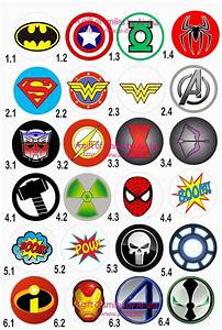 Superhero Logos And Names Pictures to Pin on Pinterest ...
