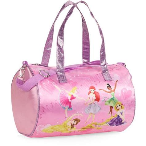 disney princess dance duffel bag  kids stuff