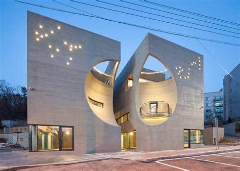 [building]concave Facades In House Design