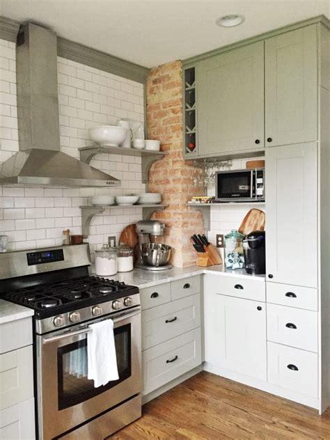 ikea kitchen cabinet shelves remodelaholic s beautiful diy kitchen with ikea 4487