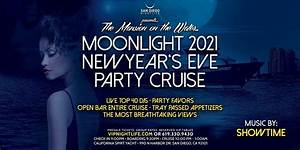 San Diego Pier Pressure Moonlight New Years Eve Party Cruise 2021 at California Spirit Yacht ...
