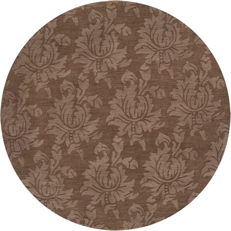 8 foot area rugs home decorators collection sofia brown 8 ft area
