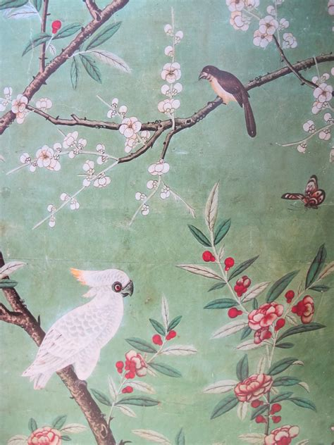 wall  chinese wallpaper design video