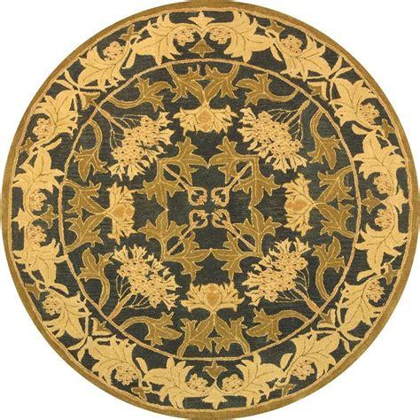 8 foot area rugs safavieh anatolia navy 8 ft x 8 ft area rug