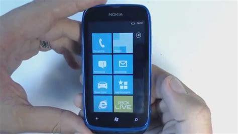 nokia lumia 610 reset