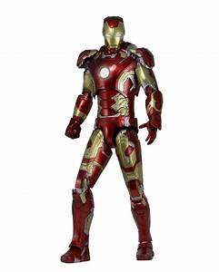 Avengers: Age of Ultron 1/4 Scale Iron Man Mark 43