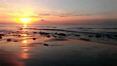 Nature Sunrise Monday Malibu Meditation Sol Fishing