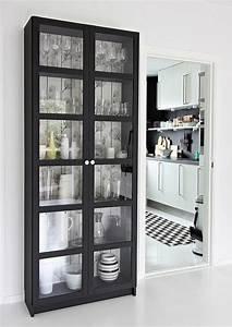Ikea Billy Vitrine : cozinhas modernas com cristaleiras cozinhas modernas ~ Markanthonyermac.com Haus und Dekorationen