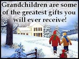 Grandchildren s and for