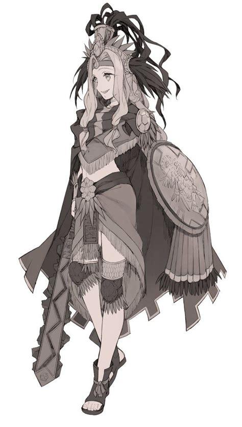 quetzalcoatlfategrand order arte de anime