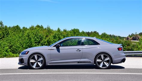 Audi Rs5 Grey by 2018 Audi Rs5 Review A Symphony Of Sound From A New 2 9l V6