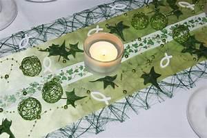 Tischdeko Konfirmation Grün : tischdekoration konfirmation efeu die tischdekoration ~ Eleganceandgraceweddings.com Haus und Dekorationen