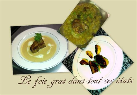 cuisiner le foie gras cours de cuisine sur le foie gras une envie de cuisiner