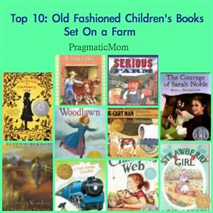 Top 10: Old Fashioned Children's Books Set On a Farm ...