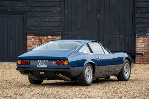 The images shown are representations of the 1972 ferrari 365 gtc/4 and not necessarily vehicles that have been bought or sold at auction. 1972 Ferrari 365 GTC/4   The Hairpin Company
