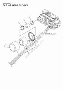 Yanmar 4tnv98 Znms 4tnv98t Znms 4tnv98 Zntbl 4tnv98t Zntbl Engines Parts Manual