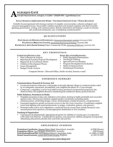 Functional Resume It Professional by Functional Resume Exles Berathen