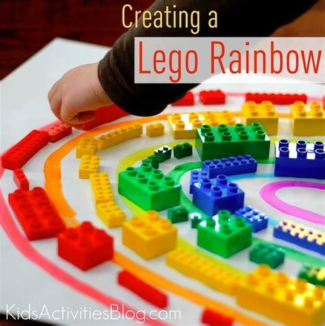 make a lego rainbow 303   rainbow3