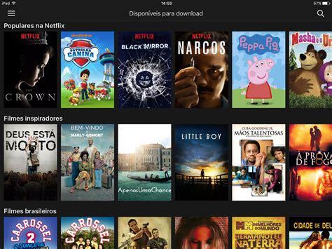 baixar de filmes em ipad online gratis