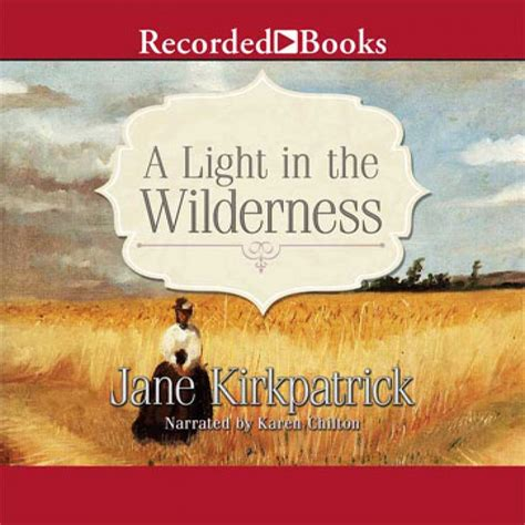 wilderness light kirkpatrick jane