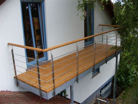 balkone aus holz moobie holzbau mehr balkonerneuerung