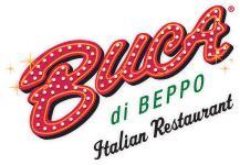 Buca Di Beppo Italian Restaurant  Family Style Dining