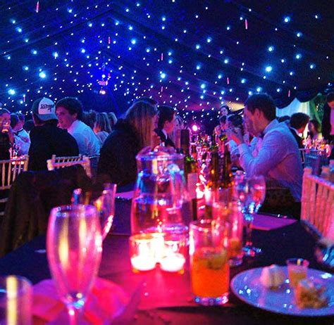 eighteenth birthday party marquee