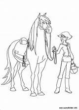 Ranch Leny Lenas Kolorowanki Ausmalbilder Pferde Ranczo Disegni Secret Dibujos Lena Dzieci Dla Colorear Desenhos Coloring Mistral Als Darmowe Horse sketch template