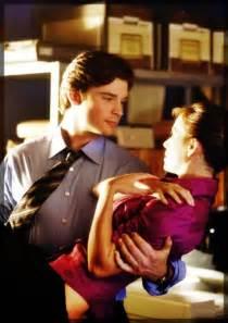 Smallville Clark Kent and Lois Lane
