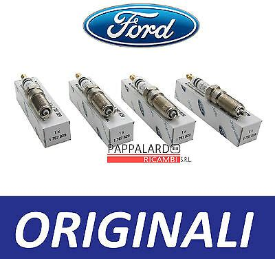 Candele Ford 4 Candele Originali Ford Focus C Max Fusion Mondeo
