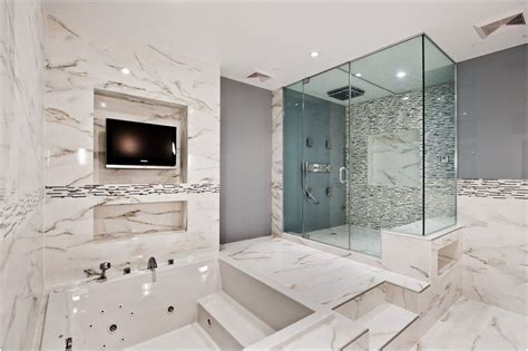 marble bathroom design ideas styling   private