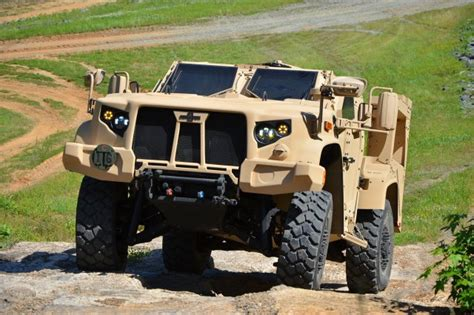 Army, Marine Corps Begin Testing New Joint Light Tactical