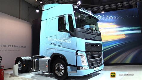 Volvo Fh16 2019 by 2019 Volvo Fh 460 Lng Tractor Exterior And Interior