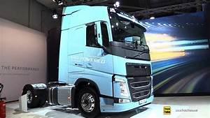 2019 Volvo Fh 460 Lng Tractor - Exterior And Interior Walkaround - 2019 Iaa Hannover