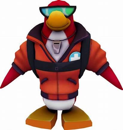 Penguin Guy Jet Pack Jetpack Island Evacore
