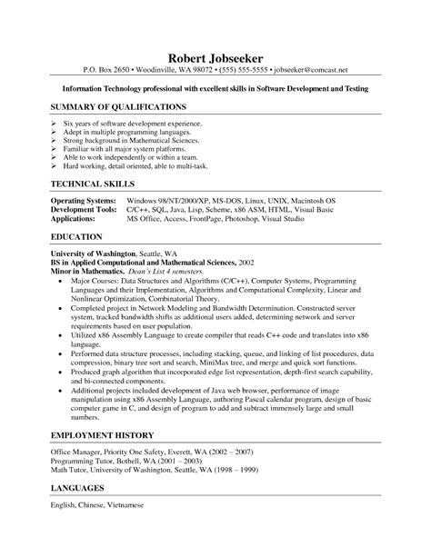 Pathology Specimen Collector Resume by Top Essay Writing Cover Letter I 751 Sle