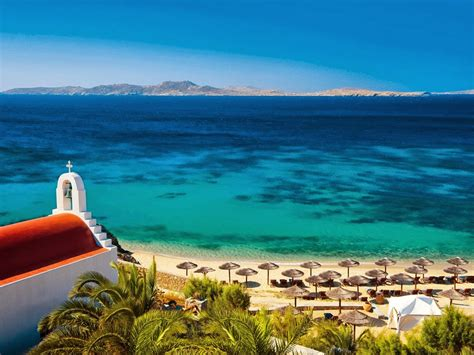 Passion For Luxury Mykonos Island Greek Summer Paradise