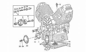 Moto Guzzi Gu19152200 Oil Filter